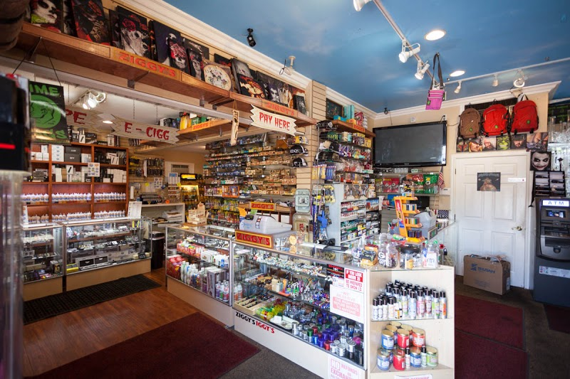 Ziggys Smoke Shop